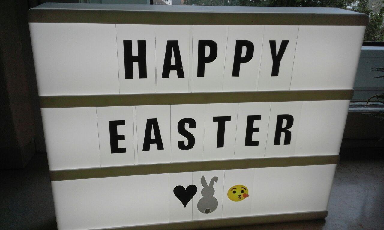 Oster-Feiertage